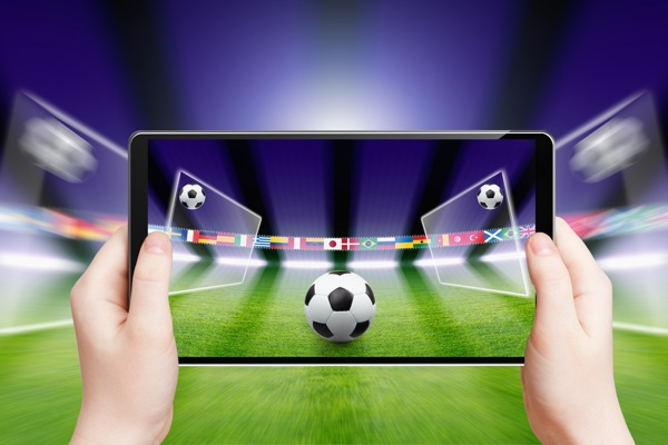 Football soccer sports live stream